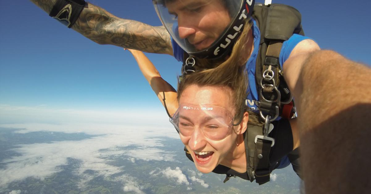 Skoki spadochronowe w Australii