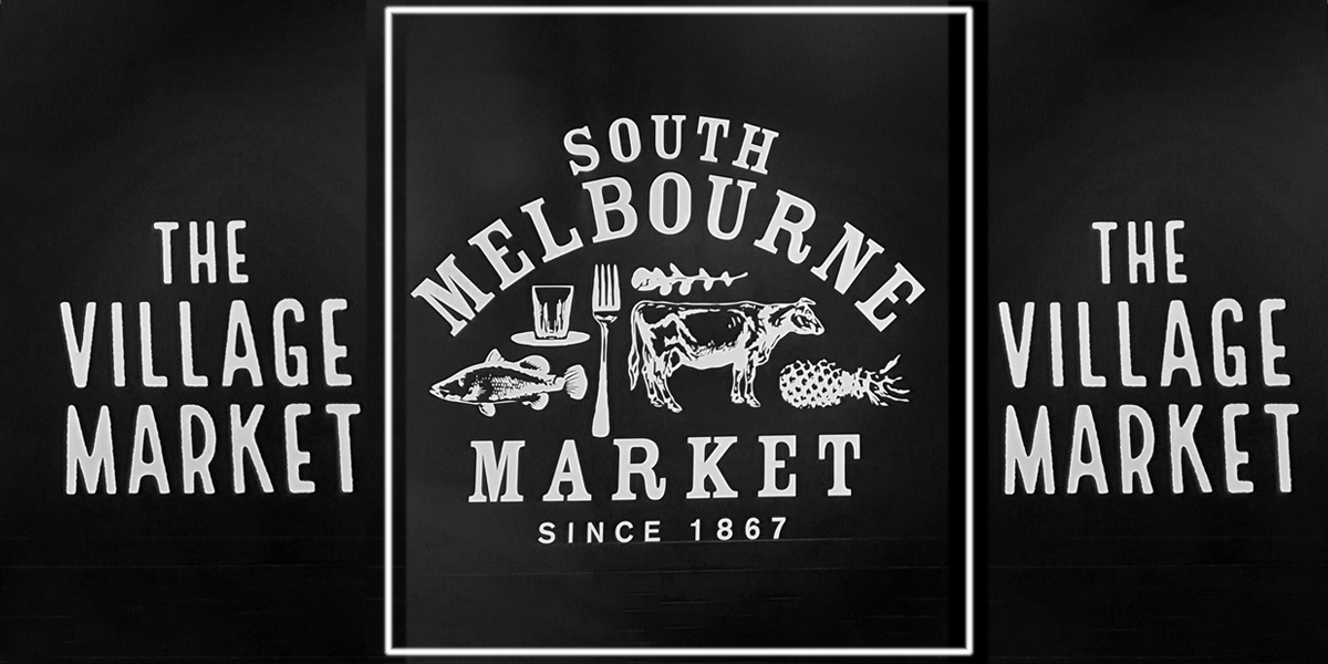 Logo markety South Melbourne