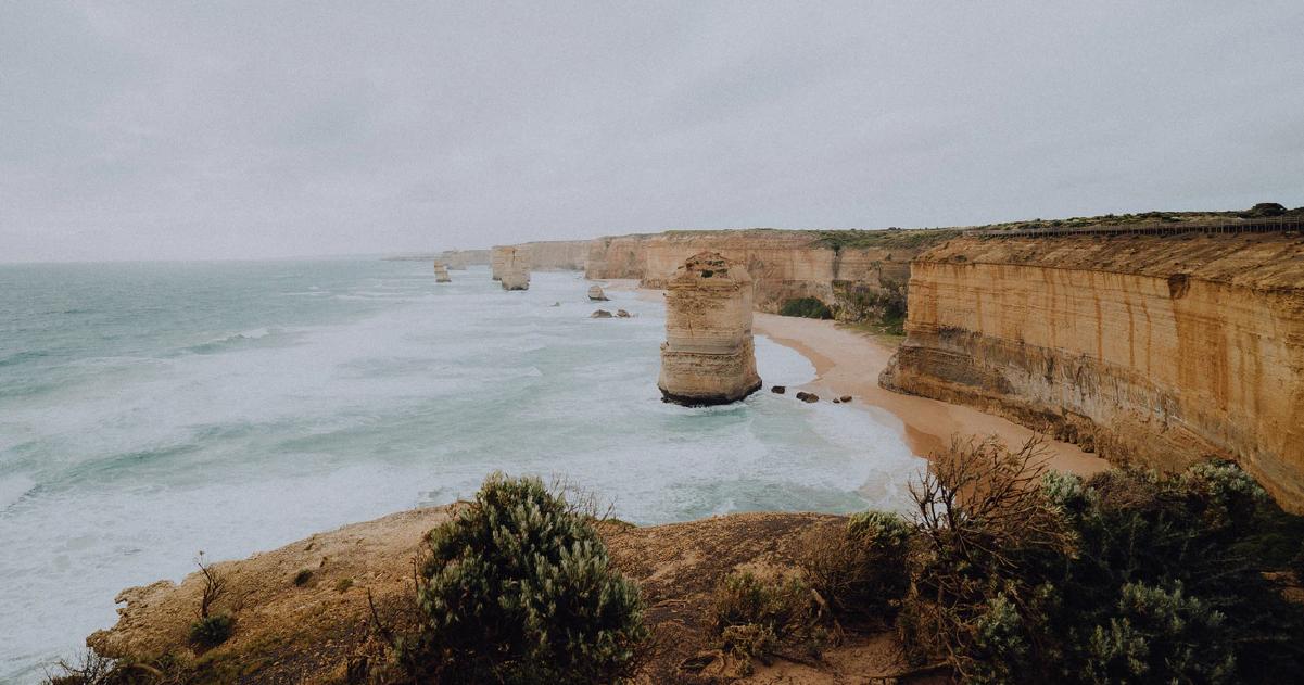 Great Ocean Road - propozycja planu wyjazdu dla aktywnych. Zdjęcie od Jay Wennington, Unsplash